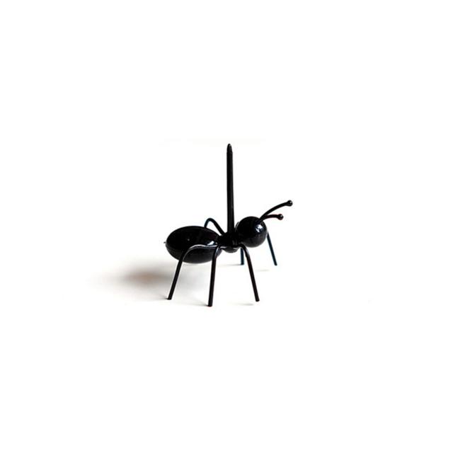 Kitchen Tableware Accessories Gadgets Mini Ant Plastic Fruit Fork Dessert