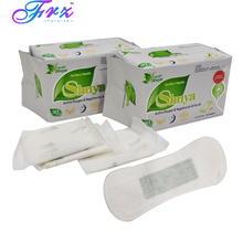 60pieces=2pack/lot Shuya Sanitary Napkin Pads panty liner Hygienic pads Remove Yeast Infection Health Care Anion