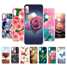 Soft TPU Cover Case For Umidigi A5 Pro Silicone F1 Cases Umi A3 S3 S2 Lite Play One Max Rome Plus Back