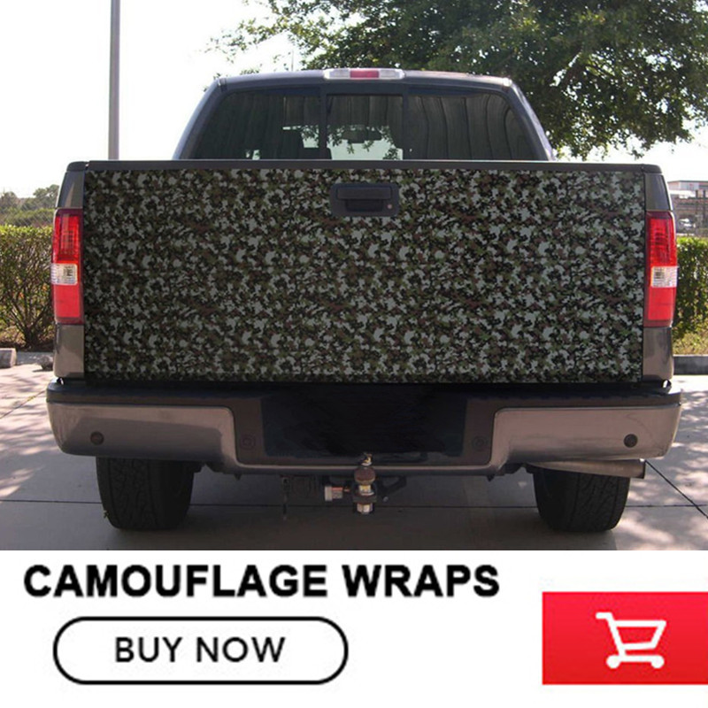 Digital Adhesive Black White Camo Vinyl Wrap Camouflage Film With Air Bubble Free For Car Wrapping Motocycle Decal 5x98FT /Roll shadow grass blades camo vinyl car wrap duck hunter adhesive pvc camouflage film for truck motocycle hood decals