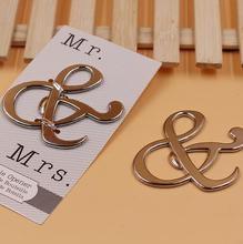 10pcs MR & MRS Metal Bottle Opener