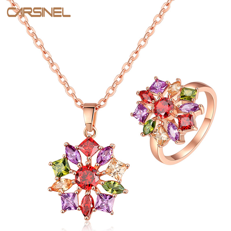 CARSINEL Trendy Rose Gold...