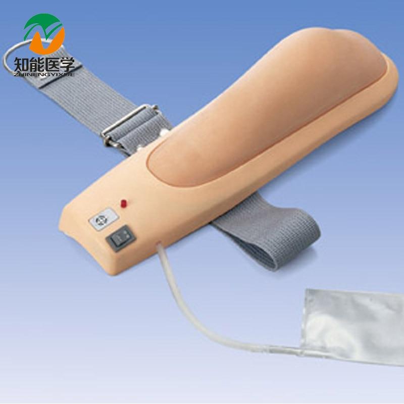 BIX-HS7/1 Electronic Upper-Arm Intramuscular Injection Nursing Training Manikin W165 multi functional intramuscular injection training pad