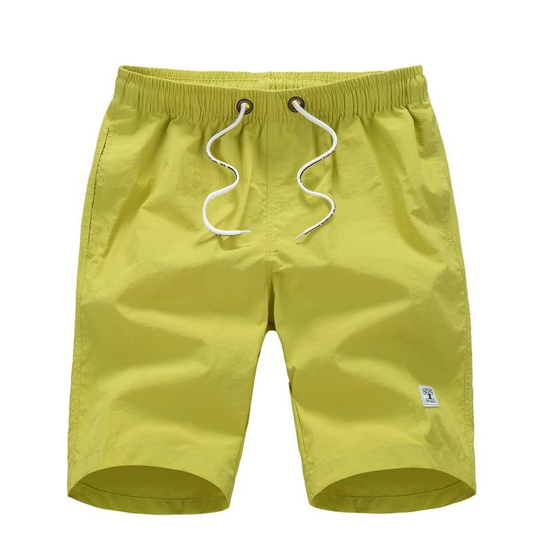 Pantas Lelaki Kering Seluar Pendek Baru Brand Summer Kasual Pakaian - Pakaian lelaki - Foto 4