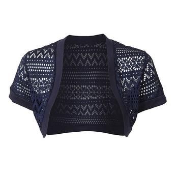 2018 kobiety jesień zima Hollow szydełka sweter dziergany cienki sweter topy tanie i dobre opinie MLJY Poliester Akrylowe Acrylic Na co dzień Mieszkanie dzianiny Nieregularne Krótki Wzruszenie ramion NONE Geometryczne