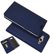 "5.0 ""durumda çapa Samsung Galaxy J2 başbakan kılıf kapak G532F G532 SM G532F deri cüzdan telefonu Samsung kılıfı J2Prime kitap"