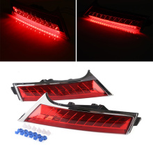 New Car Tail Light Assembly For Nissan Rogue X trail 2014 2017 Rear Window Pillar LED