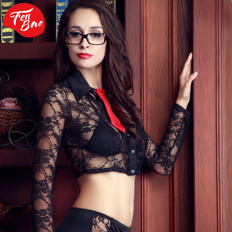 1pc Sexy Hot Erotic Teacher Uniform Cosplay Tenue Underwear Lingerie Porno Costumes