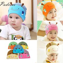 9fd9fa20f51 Pudcoco 2018 Brand New Hot Newborn Girls Boys Kids Bee Design Cotton Hat  Great Gift for