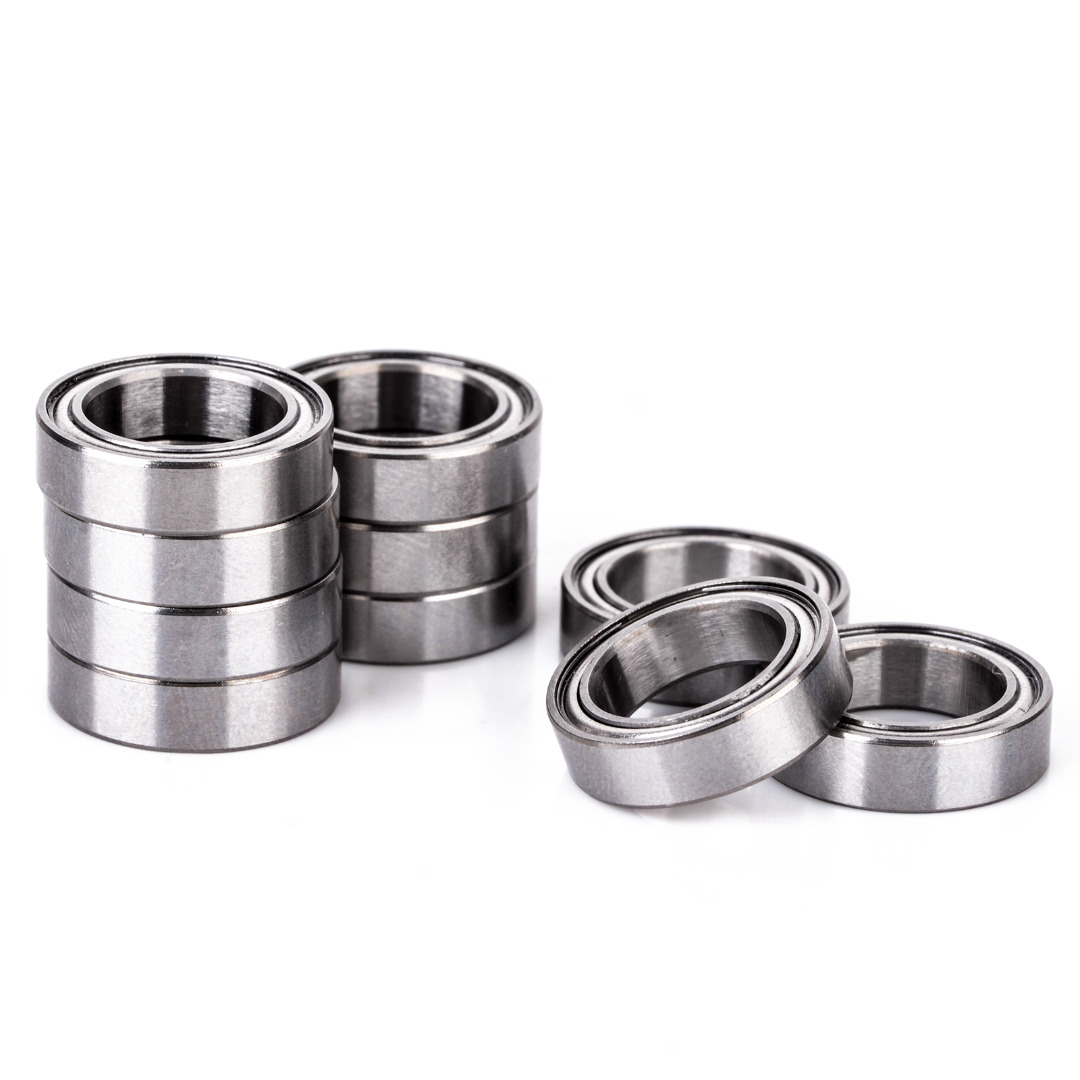 10PCS 6700ZZ 10mm x 15mm x 4mm Modle Sealed Metal Shielded Ball Bearing