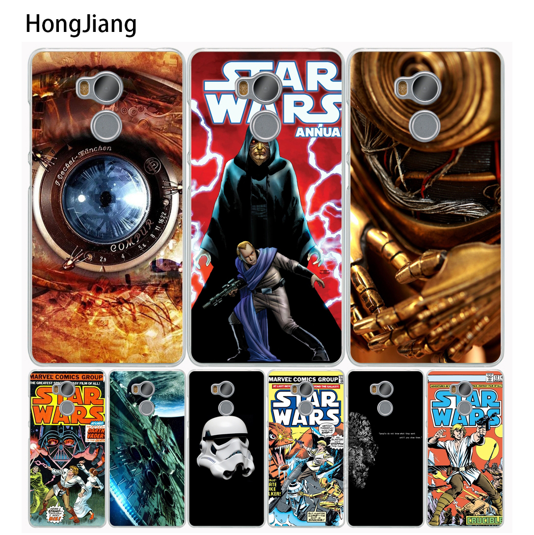 quality design 13114 9af00 Star Wars Marvel Cover phone Case for Xiaomi redmi 4 1 1s 2 3 3s pro redmi  note 4 4X