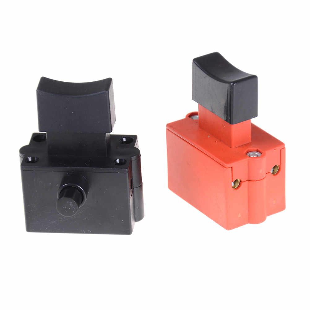 Interruptor de Control de martillo eléctrico DPST AC 250 V/10A de alta calidad FB4-10/2 W FA4-10/2D
