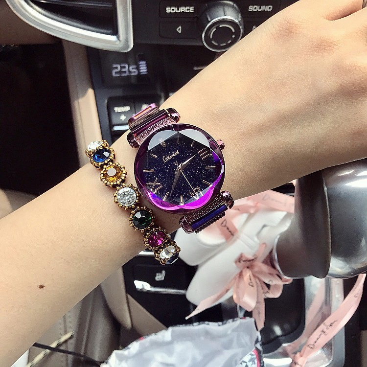 New Super Slim Mesh Stainless Steel Watch Women Top Brand Luxury Casual Clock Fashion Ladies Dress Quartz Watch Girl reloj mujer kimio brand rose gold luxury slim bracelet ladies casual business waterproof clock women dress stainless steel mesh quartz watch
