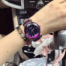 New Super Slim Mesh Stainless Steel Watch Women Top Brand Luxury Casual Clock Fashion Ladies Dress Quartz Watch Girl reloj mujer