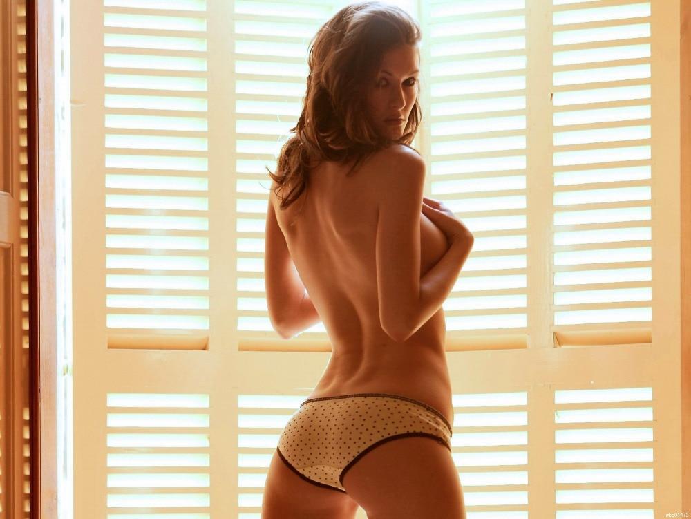 Hot Babe Topless Girl Sexy Butt Ass Art Huge Print Poster Txhome
