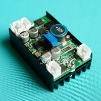 NDB7A75 3W To 4 5W 405nm 450nm 520nm Laser Module Driver Board Adjustable Constant Current Buck