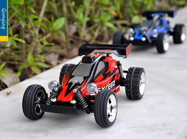 2016 New GIFT Child Electric toy RC Car High speed Remote Control Charge Car toys High Speed Remote Control Car Automobile model