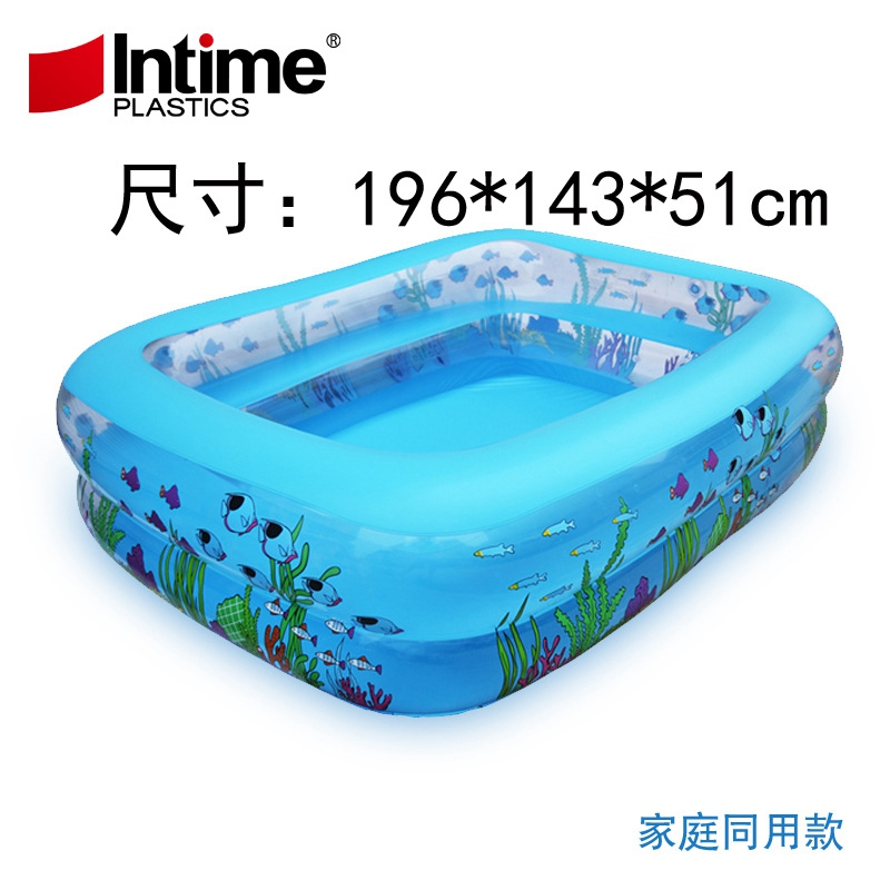 Summer Hot Sale Extra Large Size Baby Inflatable Portable