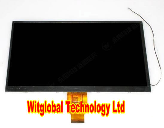 New LCD Display Matrix For 10.1 Goclever TAB 1010 TQ1010MO Tablet inner LCD Screen Panel Glass Replacement Free Shipping goclever 83 2