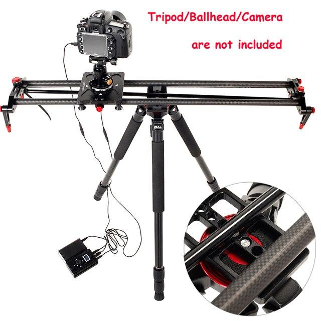 Buy ashanks carbon camera slide follow for Motorized camera slider timelapse