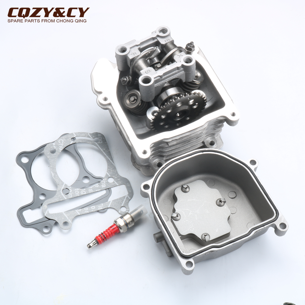 47mm 50mm Head 64mm big bore ON EGR 9 holes Cam Rocker Cylinder Head Cover for