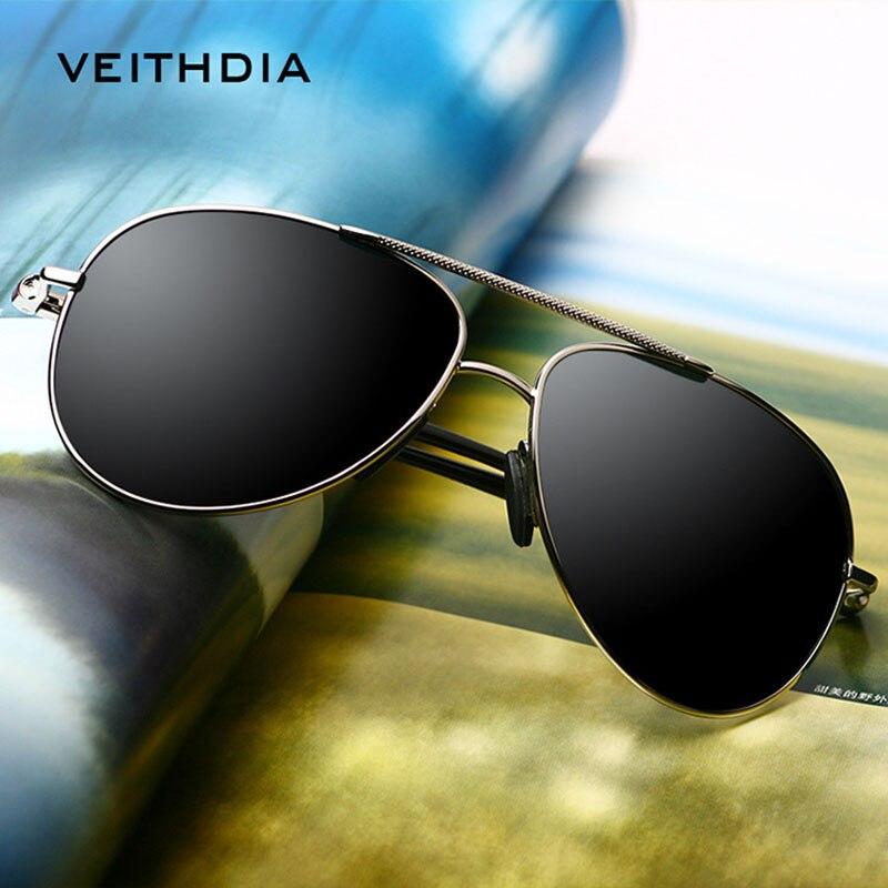 Fashion Style Mens font b sunglasses b font Polarized UV400 Sun Glasses Men Quality Brand oculos