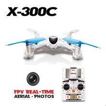 D'origine MJX X300C FPV RC Drone 2.4G 6 Axes Sans Tête Mode RC UAV Quadcopter + construit-dans HD Support de Caméra en temps Réel Vidéo F16107/8