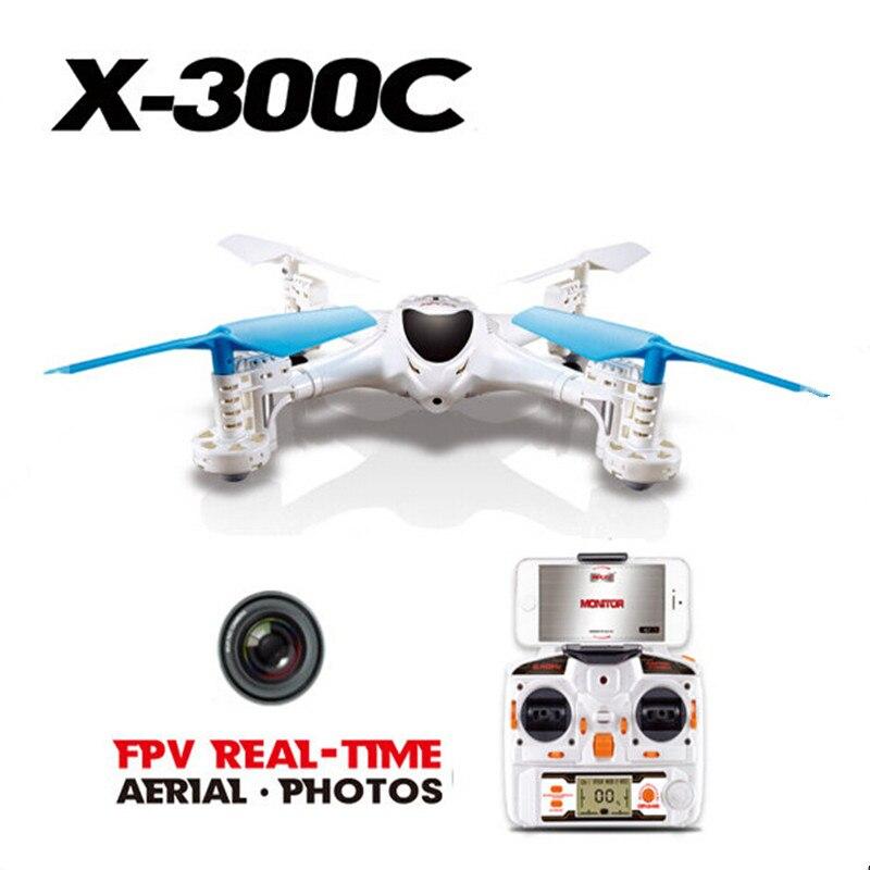 Original X300C MJX RC Drone FPV 2.4G 6 Ejes Sin Cabeza modo RC UAV Quadcopter +
