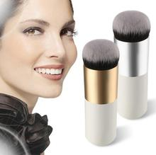 Round Makeup Brush BB Cream Concealer Foundation Powder Brushes Synthetic Fifber Face Cosmetic Blush Brush Make Up Beauty Tool #