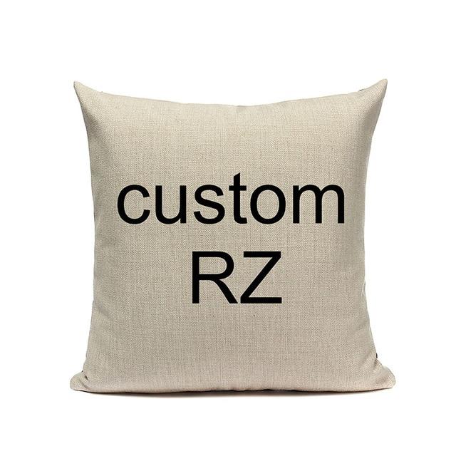 Attirant Character Print Cushion Cover Home Sofa Cushions Custom 2018 New Linen  Cushion Decorative Pillowcase Cheap Office Cushion Cover In Cushion Cover  From Home ...