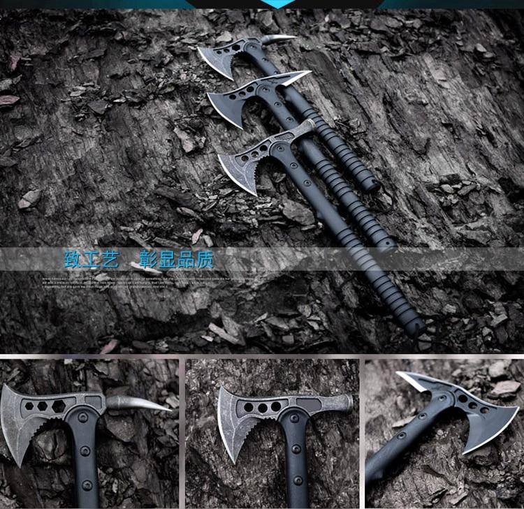 """HX 3 stiliaus amerikietiškas vanagas kirvis taktinis """"Tomahawk"""" - Rankiniai įrankiai - Nuotrauka 3"""