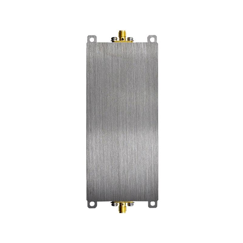 Amplificateurs RF à sens unique 2.4 GHz 20 W amplificateurs WIFI amplificateurs de Signal pour utilisation sans fil radio jambon QO-100