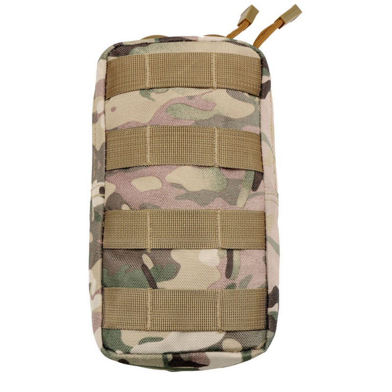Sports Pouch Bag Military 600D Oxford Cloth Utility Tactical Vest Waist MOLLE Bag Outdoor Gadget Hunting Wasit Pack Equipment