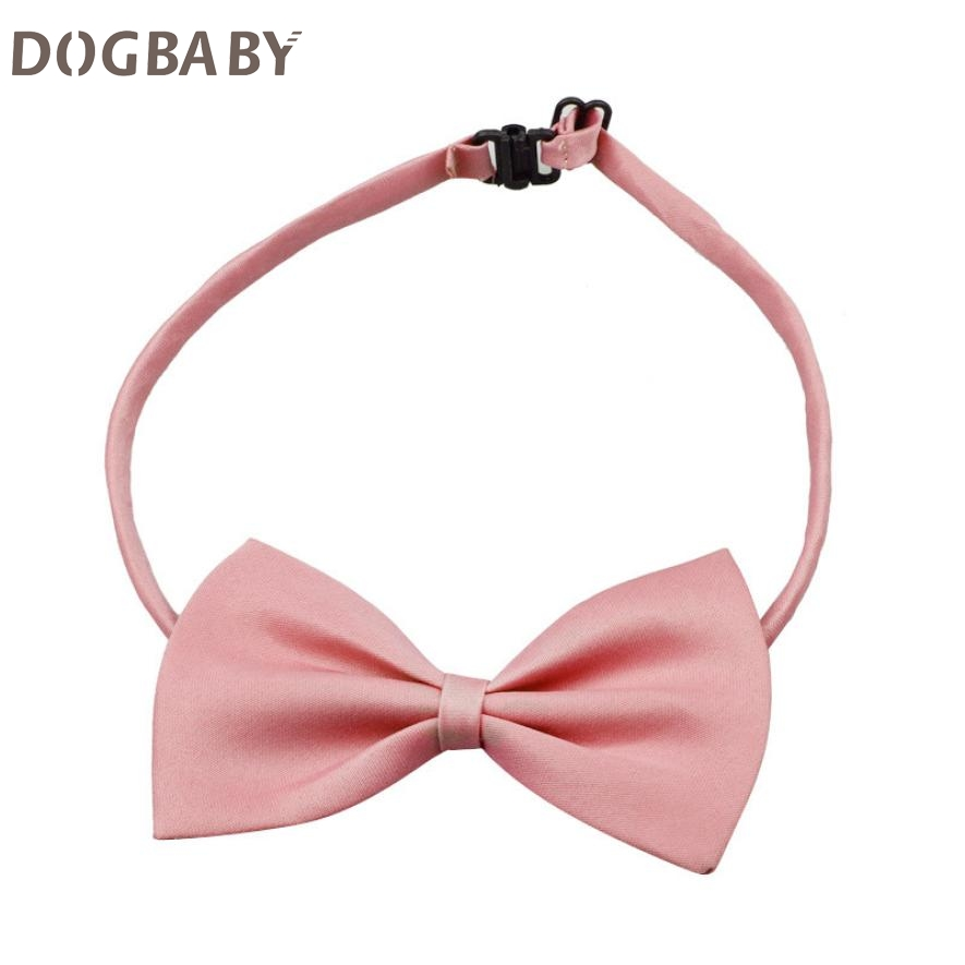 Dog pet 2017 Hot Fashion Cute Dog Puppy Cat Kitten Pet Toy Kid Bow Tie Necktie free ship drop shipping Mar24