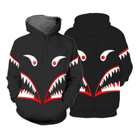Drop Shipping Anime Tokyo Ghoul Hoodies 3D Printed Mens Womens Pullover Winter Warm Hooded Long Sleeve Sweatshirt For Adults