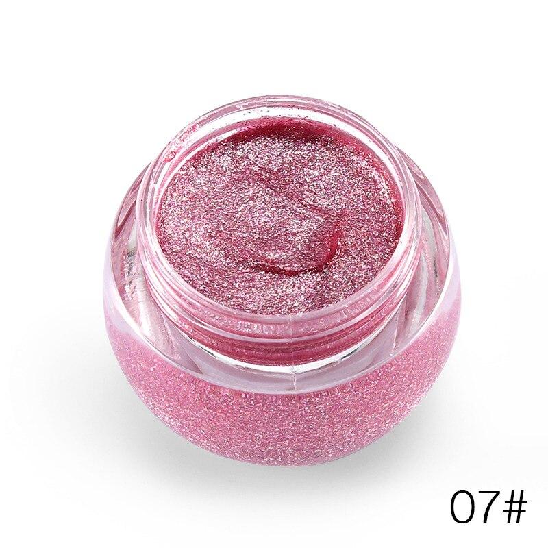 0 (7)  LOVE ALPHA 3D Glitter Eyeshaow Gel Metallic Powder Pigment Make-up 5 Choice Fragrance Cream Highlighter Shining Maquiagem Palette HTB1kKtCRXXXXXXPaXXXq6xXFXXXA