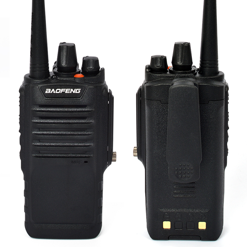 7W Baofeng BF-9700 Two Way Radio Uhf 400-520MHz Handheld Walkie Talkie Waterproof IP67 Ham Transceiver