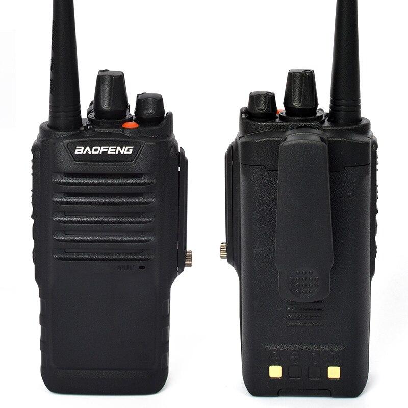 BAOFENG BF-9700 Long Waterproof Walkie Talkie UHF Handheld CB Amateur Radio FM HF Transceiver BF 9700 Woki Toki UV-9R