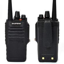 BAOFENG BF 9700 ארוך עמיד למים ווקי טוקי UHF כף יד CB חובב רדיו FM HF משדר BF 9700 Wokï טוקי UV 9R