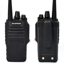 BAOFENG Walkie Talkie BF 9700 largo, impermeable, UHF, portátil, CB, transceptor de Radio FM HF, BF 9700, Woki Toki UV 9R