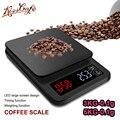 3/5 кг бытовые электрические весы портативные капельные кофейные весы с таймером электронные весы для кухни Высокоточный ЖК-дисплей