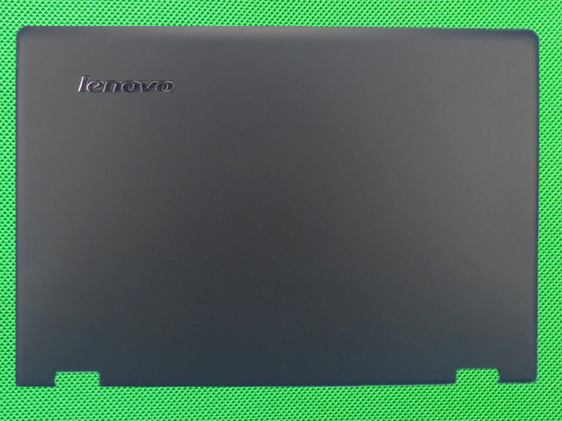 New Original Lenovo Ideapad Yoga 3 14 LCD Rear Lid Back Top Cover Black AP0YC000530 new original lenovo yoga 3 11 lcd back cover rear lid white or orange