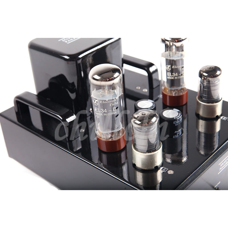 Image 4 - music Hall MP 301 MK3 Deluxe Edition 6L6 EL34 KT88 Single Ended Class A Tube Amplifier Amp-in Integrated Circuits from Electronic Components & Supplies