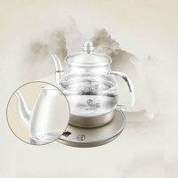 กาต้มน้ำไฟฟ้าใช้น้ำอัตโนมัติ - fired power cut กาน้ำชาแก้วป้องกันความร้อนสูงเกินไป