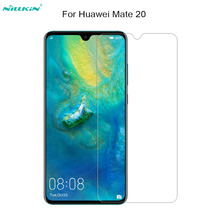 For huawei mate 20 Glass Nillkin Amazing H/H+Pro Anti-Explosion 9H Tempered Glass phone Screen Protector For Huawei mate20 Cover nillkin 9h 0 3mm h nano anti explosion tempered glass protector for sony xperia z3 compact