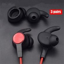 Neue Earbuds Tipps Silikon Abdeckung Eartips für Huawei Ehre xSport AM61 Bluetooth Headset Kopfhörer Abdeckung Ohr Haken Langlebig