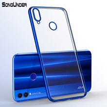 Get more info on the Huawei Honor 8X Case Cover Transparent Plating TPU Soft Silicone Back Cover For Huawei Honor8X 8X Max Lite 8XMax 8C Phone Coque