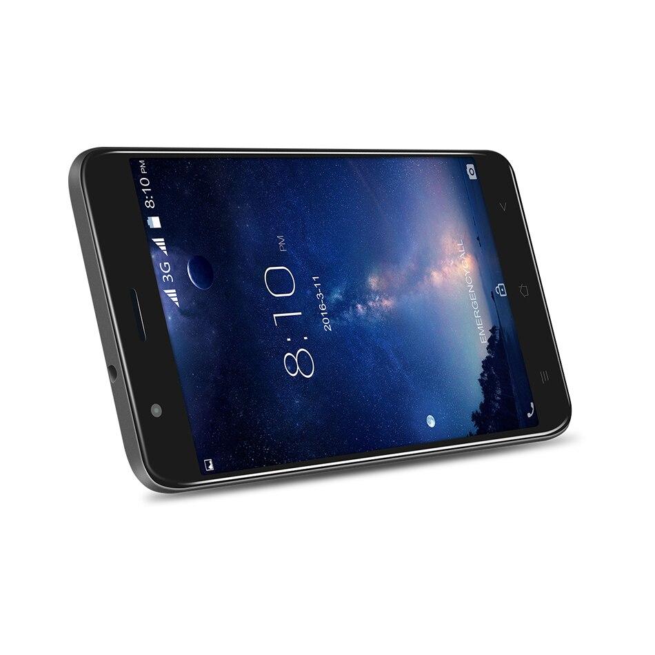 "Blackview E7 Blackview E7S Mobile Phone 3G WCDMA 5.5"" Android 6.0 MT6580A Quad Core 2G+16G Fingerprint ID Case+Earphone Gift E7S"