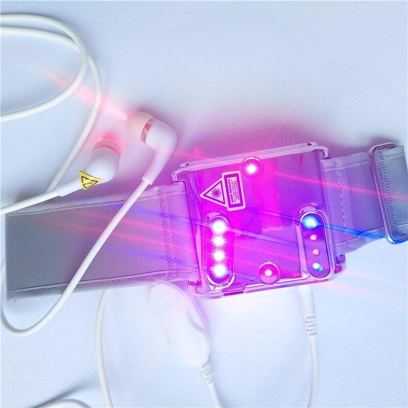 Tratamento da rinite Crônica 2019 Nova Corrida Nariz Massagem Sangue Limpo Por Via Intravenosa A Laser Relógio Fisioterapia Dispositivo Médico Weber