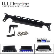 WLR- Trust тип универсальный двигатель масляный радиатор Монтажный кронштейн комплект 2 мм толщина алюминий WLR-OCB02